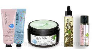 prodotti Teaology Skincare