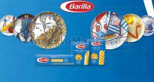 vinci set piatti d'autore con Barilla anticipazione