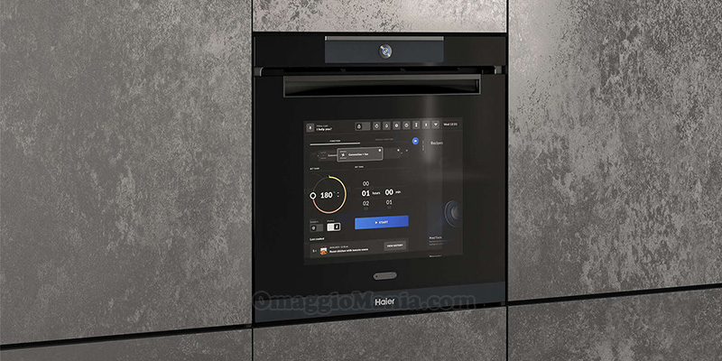 forno Haier Chef@Home