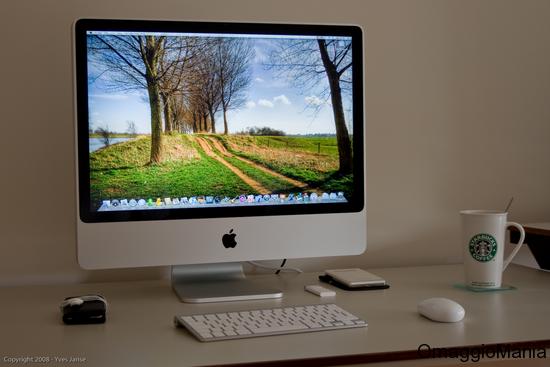 Contest iMac