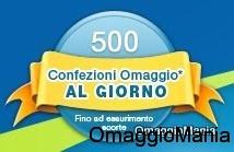 500 confezioni omaggio DesideriMagazine