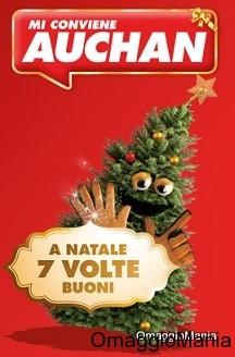 7 giorni, 7 buoni sconto Auchan