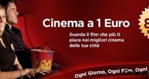 Cinema ad un euro