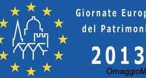 Giornate Europee del Patrimonio 2013