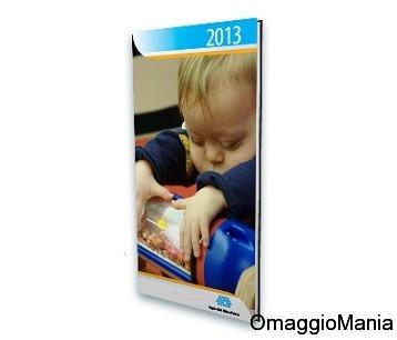 agenda omaggio 2013 Lega del Filo d'Oro