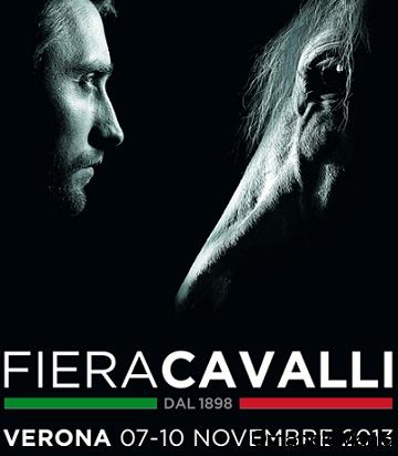 biglietto gratis Fiera Cavalli Verona 2013