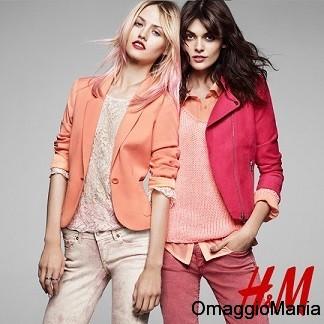 buoni sconto H&M per riciclo abbigliametno