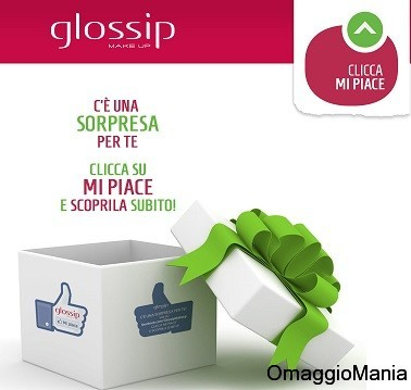buoni sconto glossip make up