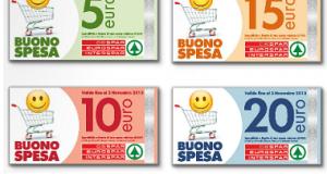 colleziona buoni spesa Despar 5 10 15 20 euro