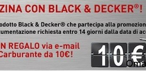 buono carburante blackanddecker