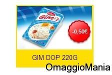 buono sconto Gorgonzola Gim dop Galbani