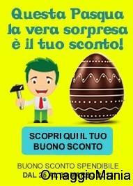 buono sconto Despar 5 euro pasqua 2013