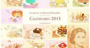 calendario 2013 MatildeTiramisu