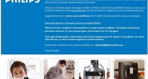 campagna Philips The Insiders