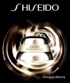 campione gratuito cosmetico Shiseido