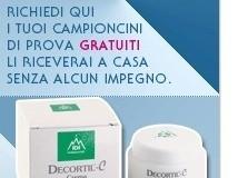 campione omaggio crema decortil c