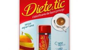 campione omaggio dolcificante Dietetic
