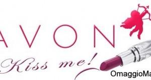 campione omaggio rossetto Perfect Kiss Avon