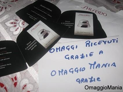 campione omaggio shiseido lory