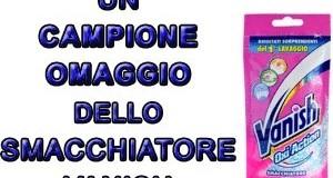 campione omaggio smacchiatore Vanishcampione omaggio smacchiatore Vanish