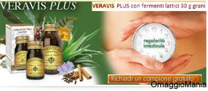 campione omaggio integratore Veravis