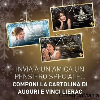 campioni omaggio Lierac su Facebook