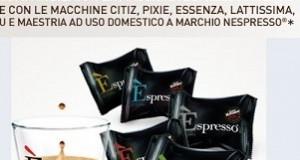 capsule gratis caffè