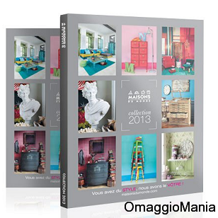 catalogo omaggio Maisons du Monde