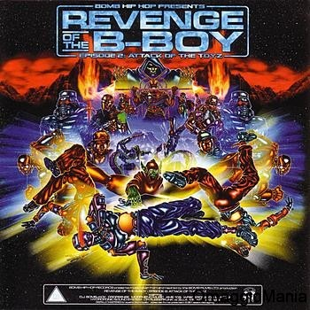 cd musicale omaggio Revenge of the B-Boy Episode 2
