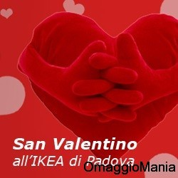 cena di San Valentino 2013 gratis da Ikea Padova