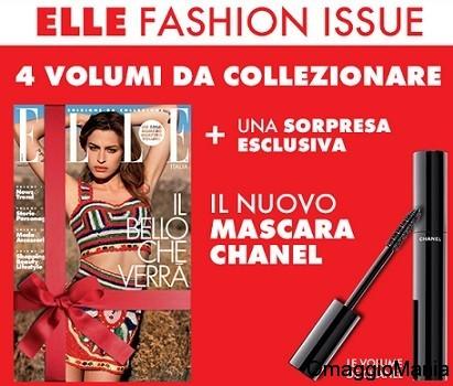 campione omaggio mascara Chanel