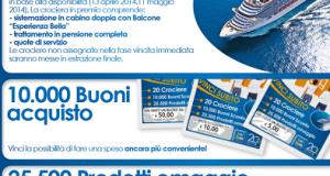 concorso a premi Eurospin per vincere casa, crociere, buoni spesa e prodotti gratis