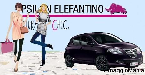 concorso a premi Lancia and the city