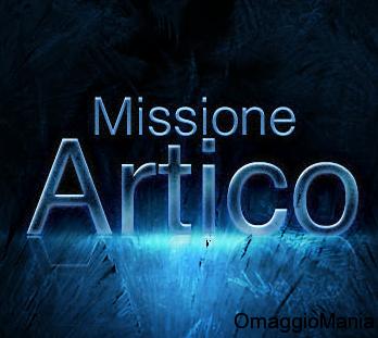 concorso a premi Missione Artico Braun