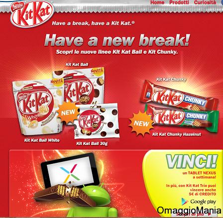 concorso a premi kitkat