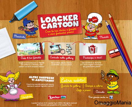 concorso a premi loacker