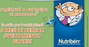 concorso a premi nutribèn - regolamento