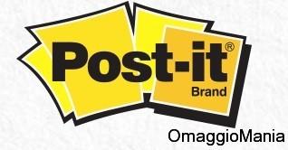 concorso a premi post it
