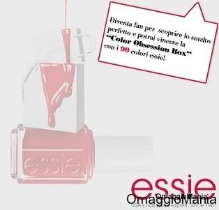 concorso a premi smalti Essie