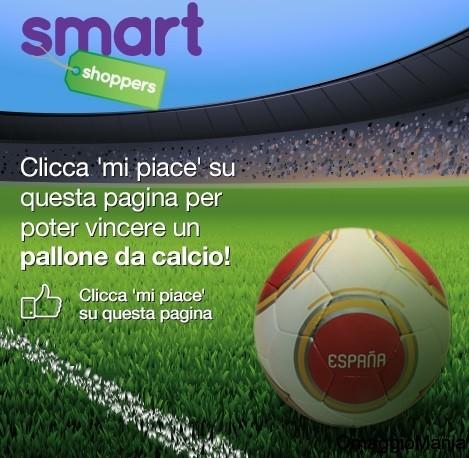 concorso a premi vinci pallone