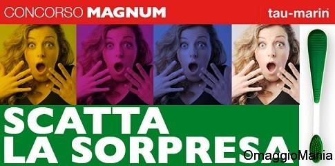 concorso a premi spazzolini Magnum