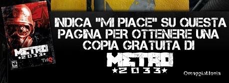 copia gratuita videogame Metro 2033