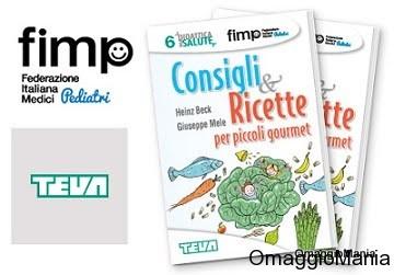 copia omaggio libro Consigli & Ricette per piccoli gourmet