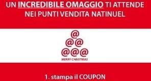 coupon omaggio Natinuel