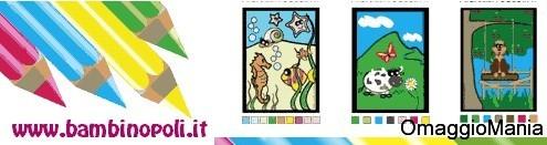 disegni gratis per bimbi da stampare