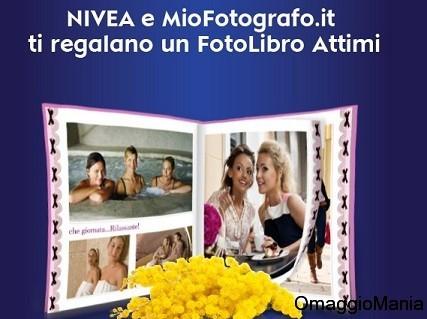 fotolibro gratis nivea e miofotografo.it